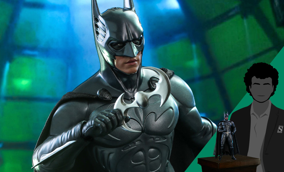 Gallery Feature Image of Batman (Sonar Suit) Sixth Scale Figure - Click to open image gallery