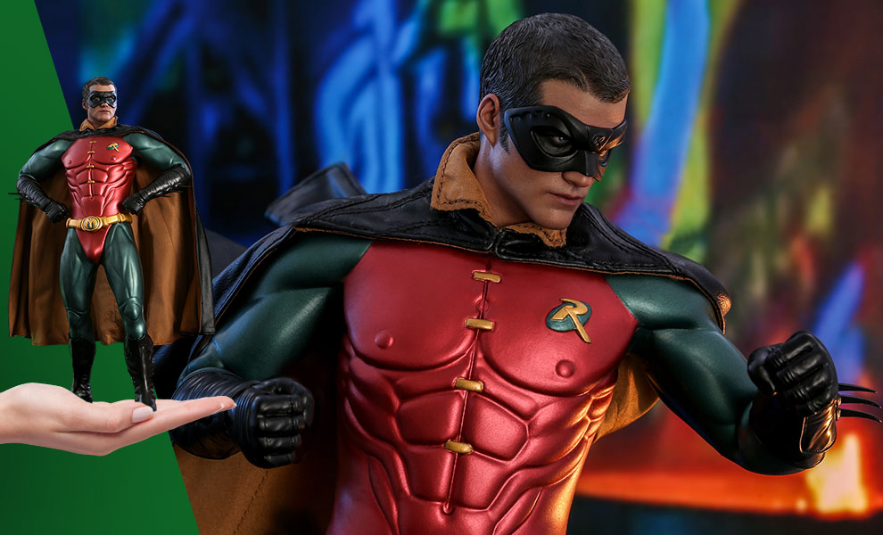 Gallery Feature Image of Robin Sixth Scale Figure - Click to open image gallery