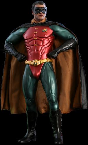 Robin Sixth Scale Figure