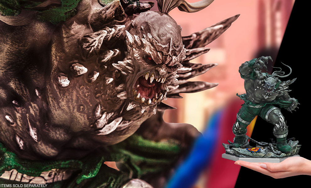 Gallery Feature Image of Doomsday Deluxe 1:10 Scale Statue - Click to open image gallery