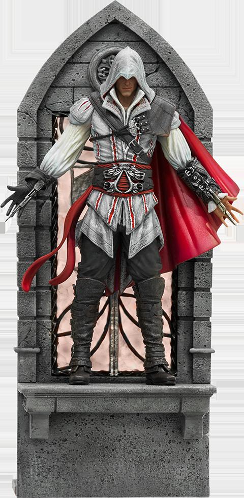 Iron Studios Ezio Auditore (Deluxe) Statue