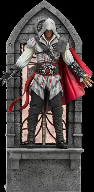 Ezio Auditore (Deluxe) Statue