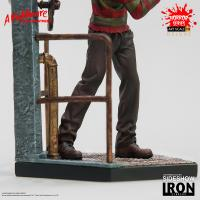 Gallery Image of Freddy Krueger Deluxe 1:10 Scale Statue