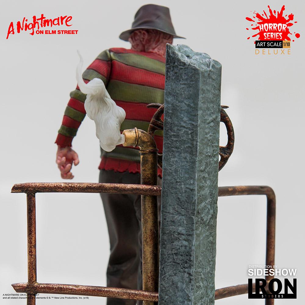 Horror-Shop Freddy Krueger m/étal Gant Deluxe