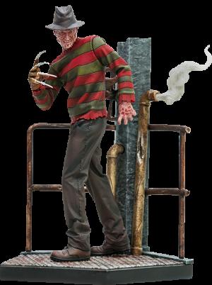 Freddy Krueger Deluxe Statue