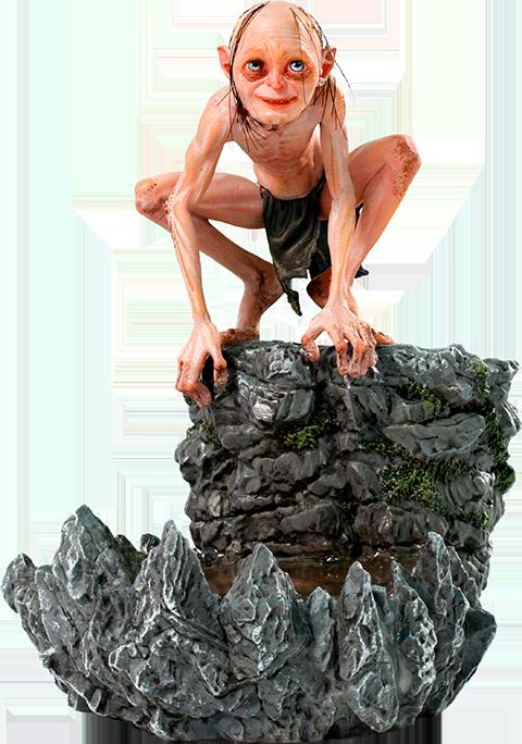 Iron Studios Gollum Deluxe 1:10 Scale Statue