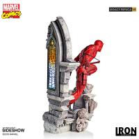Gallery Image of Daredevil Statue