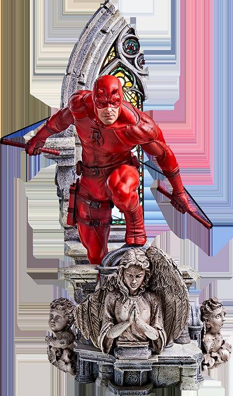 Iron Studios Daredevil Statue