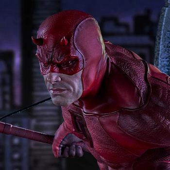 Daredevil Marvel Statue