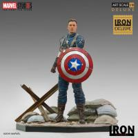 Gallery Image of Captain America: The First Avenger Statue