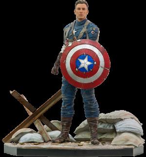 Captain America: The First Avenger Statue
