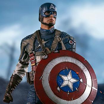 Captain America: The First Avenger Marvel Statue