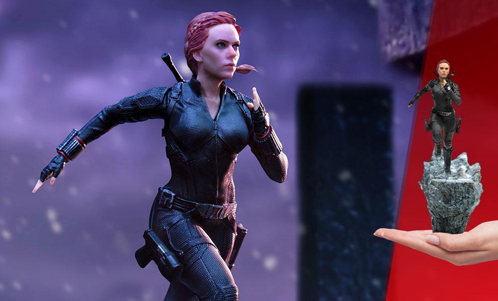 Black Widow 1:10 Scale Statue by Iron Studios