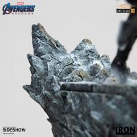 Gallery Image of Black Widow 1:10 Scale Statue