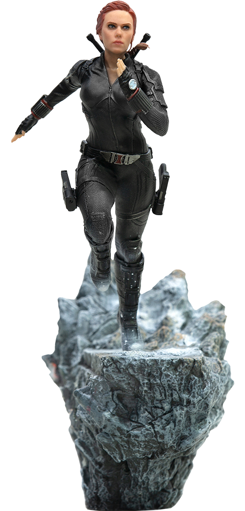 Iron Studios Black Widow 1:10 Scale Statue