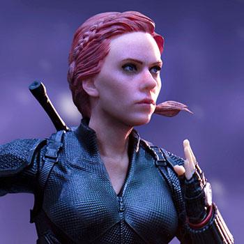 Black Widow Marvel 1:10 Scale Statue