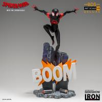 Gallery Image of Miles Morales 1:10 Scale Statue