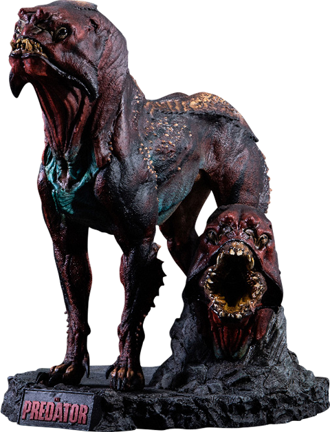 CoolProps Predator Hound Maquette
