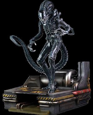 Alien Warrior Deluxe Maquette