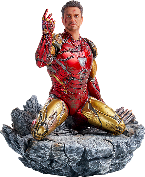 Iron Studios I Am Iron Man 1:10 Scale Statue