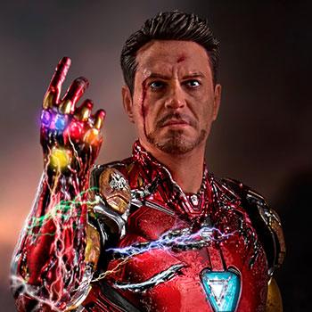 I Am Iron Man Marvel 1:10 Scale Statue