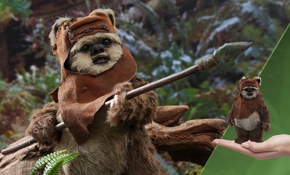 Gallery Feature Image of Wicket Sixth Scale Figure - Click to open image gallery