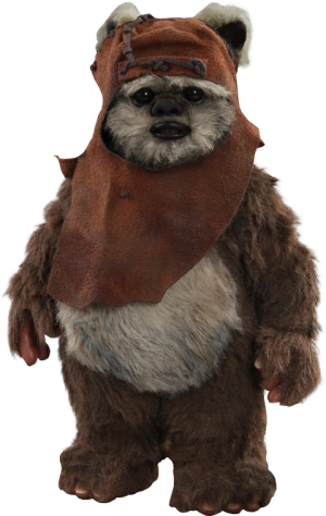 Wicket Sixth Scale Figure