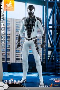 Gallery Image of Spider-Man (Negative Suit) Sixth Scale Figure
