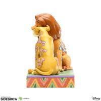 Gallery Image of Simba and Nala Snuggling Figurine