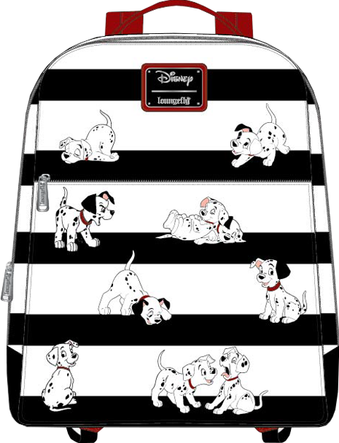Loungefly Dalmatian Mini Backpack Apparel