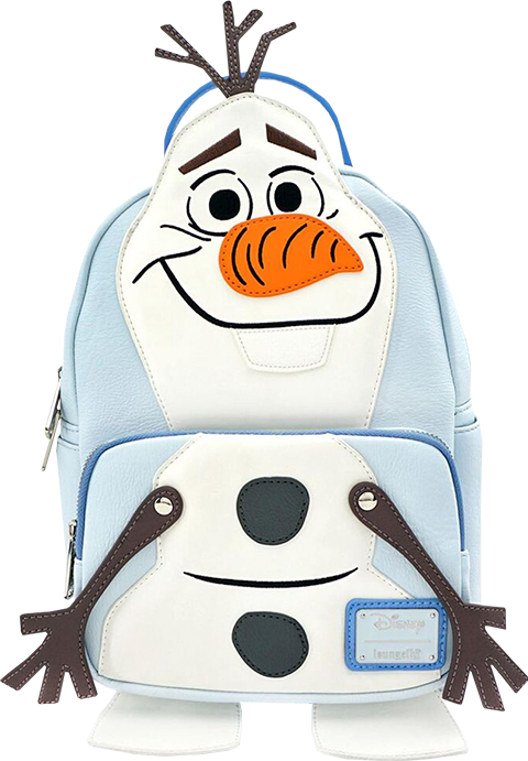 Loungefly Olaf Mini Backpack Apparel