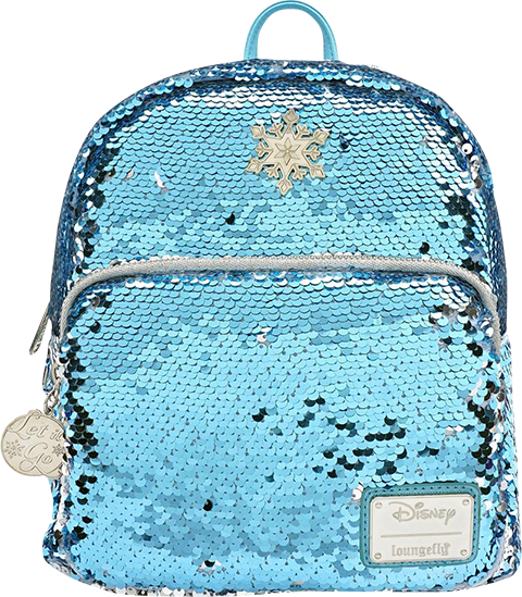 Loungefly Elsa Mini Backpack Apparel