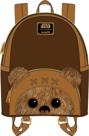 Ewok Mini Backpack Apparel