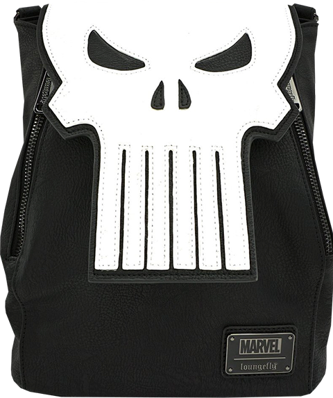 Loungefly Punisher Mini Backpack Apparel