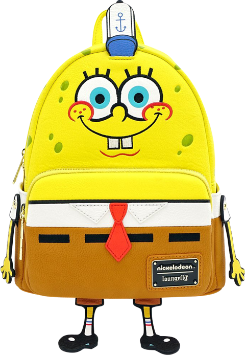 Loungefly SpongeBob SquarePants Mini Backpack Apparel