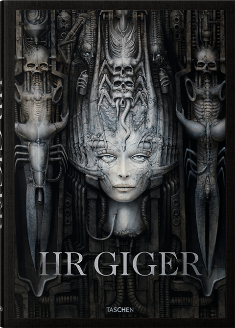 TASCHEN H.R. Giger Collector's Edition Book