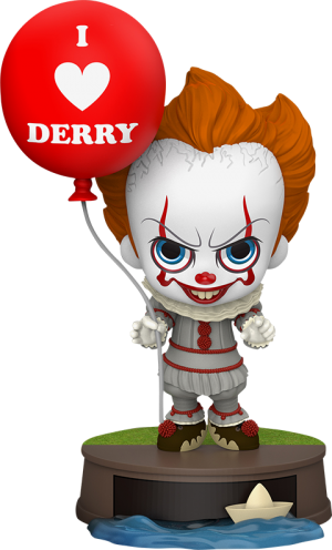 Pennywise with Balloon Collectible Figure