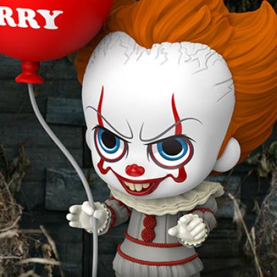 Pennywise with Balloon