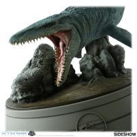 Gallery Image of Mosasaurus Statue
