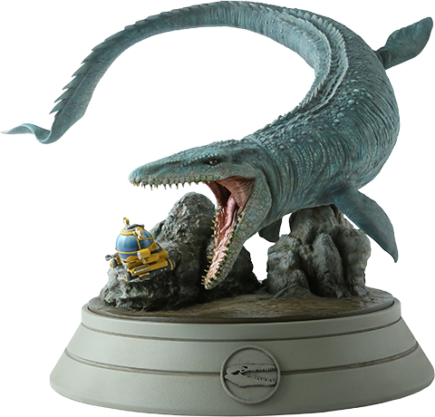 Chronicle Collectibles Mosasaurus Statue