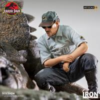 Gallery Image of Triceratops Deluxe Diorama