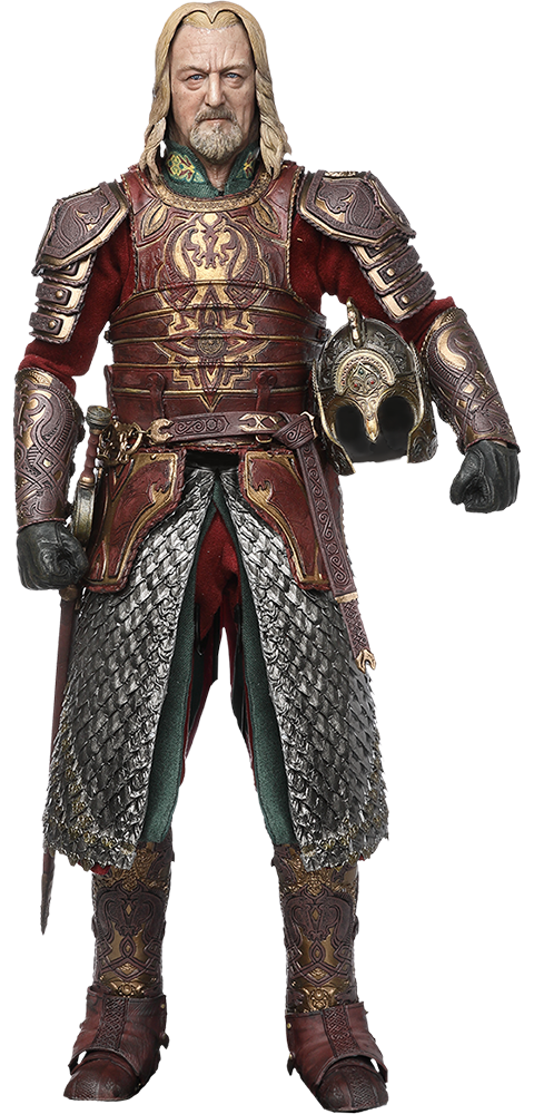 Asmus Collectible Toys Théoden Sixth Scale Figure