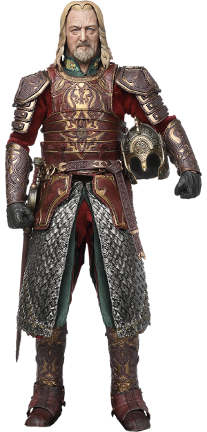 Théoden Sixth Scale Figure