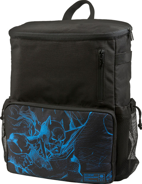 Hex HEX x Jim Lee (Limited Edition) Collector's Backpack Apparel