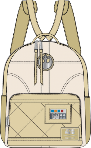 Hoth Leia Mini Backpack Apparel