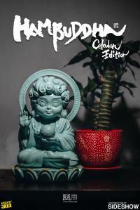 Gallery Image of Hambuddha (Celadon) Vinyl Collectible