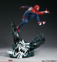 Gallery Image of Spider-Man Advanced Suit 1:3 Scale Statue