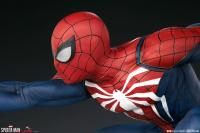Gallery Image of Spider-Man Advanced Suit Statue