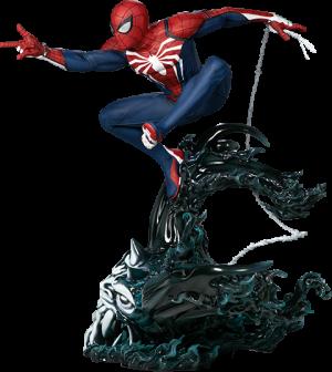 Spider-Man Advanced Suit 1:3 Scale Statue