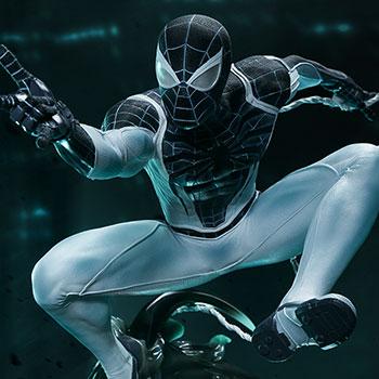 Spider-Man Negative Zone Suit Marvel 1:3 Scale Statue